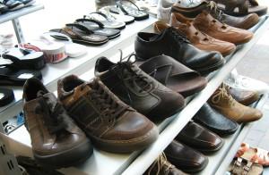 Schuhgrößentabelle für internationale Schuhgrößen