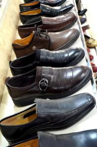 Schuhgrößentabelle für Herrenschuhe